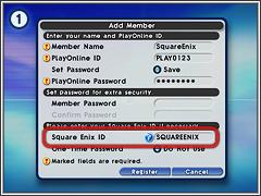 forgot square enix security question