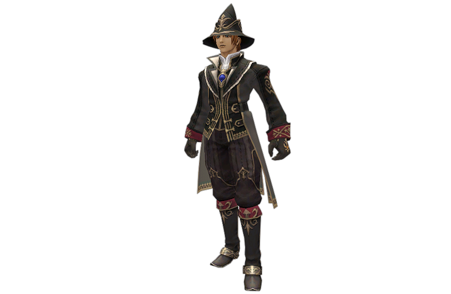 New Empyerian Armor Equips Pictures! - Final Fantasy XIV