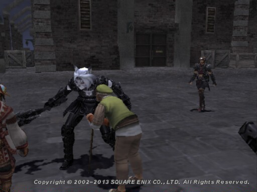 Final Fantasy XI - Playonline Screenshot of the Week