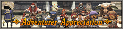 Adventurer Appreciation Campaign