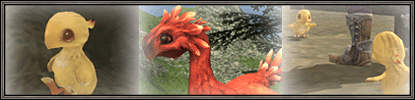 Additions and Adjustments to Chocobo Raising